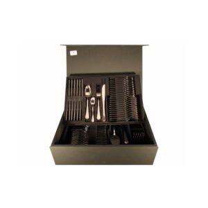 Cubertería Pintinox modelo palace 113 piezas
