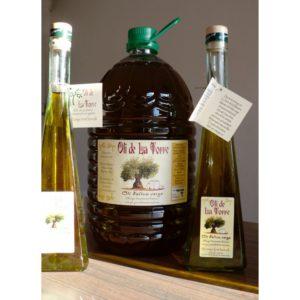 Aceite de oliva virgen extra - Oli d'oliva verge extra. Oli de la Torre. 1 Litro.