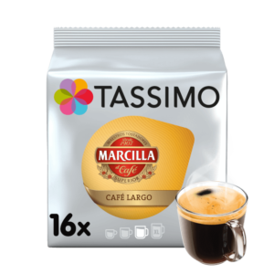 CAPSULA CAFE TASSIMO MARCILLA CAFE LARGO