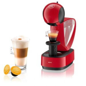 CAFETERA KRUPS KP1705 INFINISSIMA ROJA DOLCE GUSTO